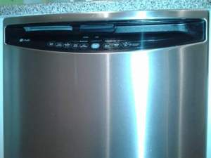 stainless steel cleaner after