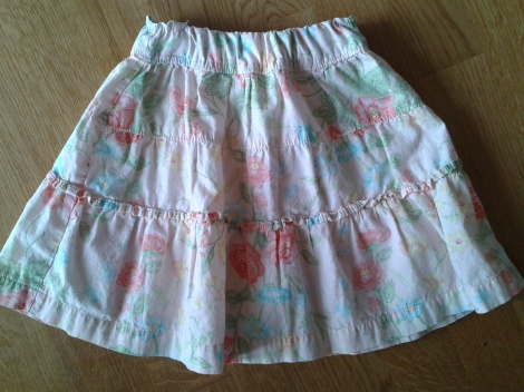 dress skirt 05 finish floral