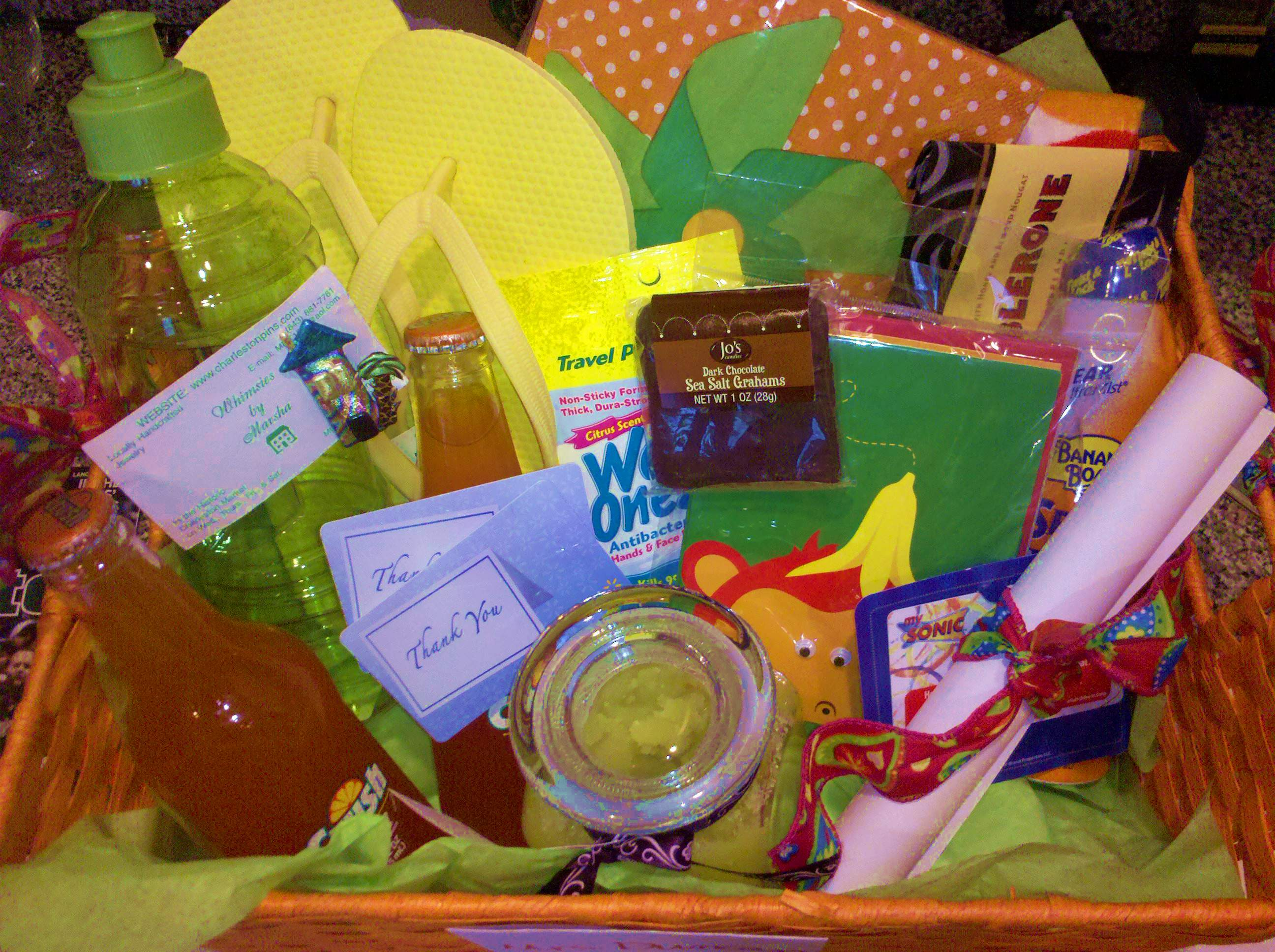 Themes For Gift Baskets: {the Lowdown On} How To Put Together A Fantastic