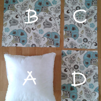 How To Make Simple Pillow Shams