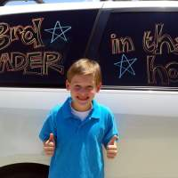 Swagger Up The Swagger Wagon {with chalk ink markers}