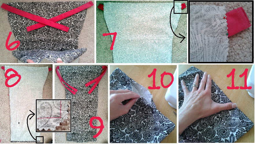 6. & Easy Picture Tutorial: Umbrella Stroller Seat Cover | CampClem