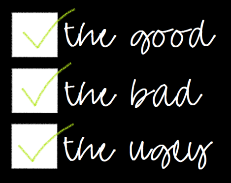 the good bad ugly