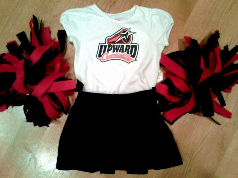 Image result for cheerleader diy costume
