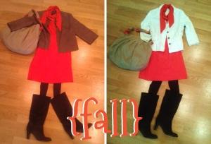 dress fall