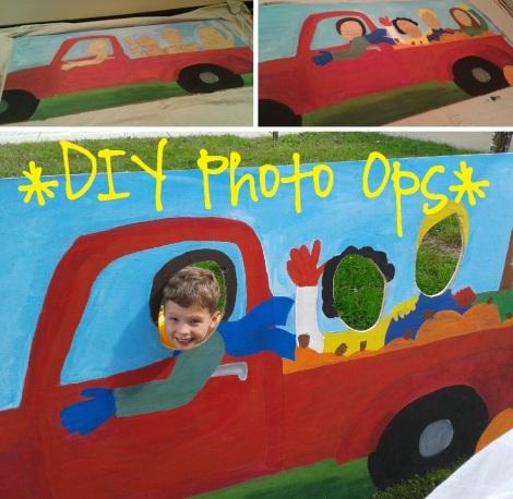 photo op truck