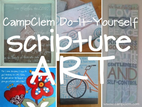 DIY scripture art link