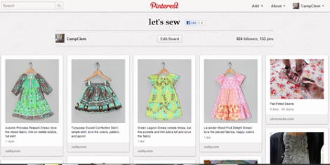 pinterest zulily inspiration