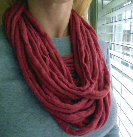 scarf to scarf
