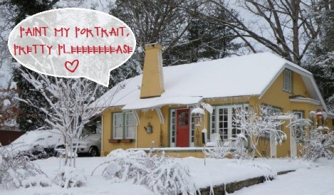 01 cottage painting inspiration winter