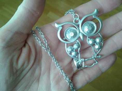 04 owl necklace
