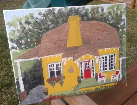 05 cottage painting