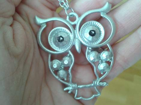 05 owl necklace