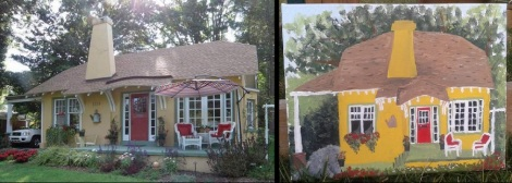 06 cottage painting side by side