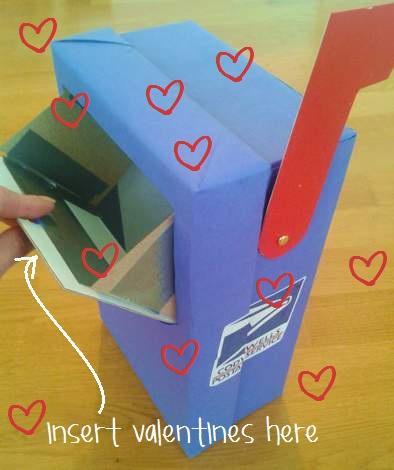 10 valentines mailbox