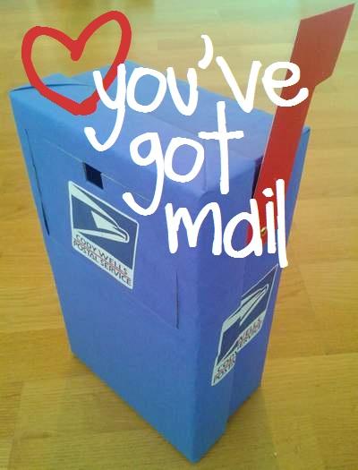 12 valentines mailbox