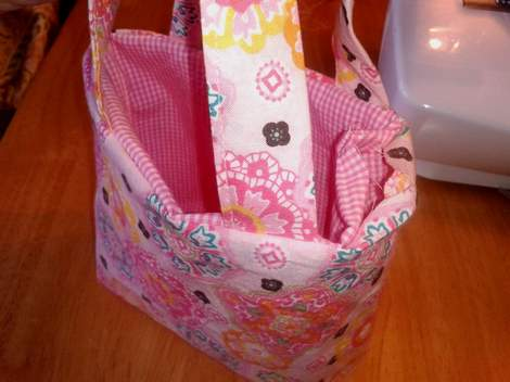 17 cute little tote tutorial