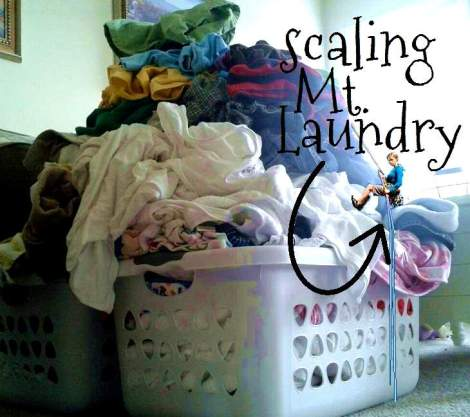 CampClem mount laundry