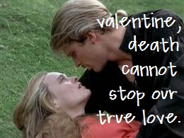 death cannot stop true love