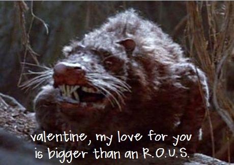 love bigger than an ROUS