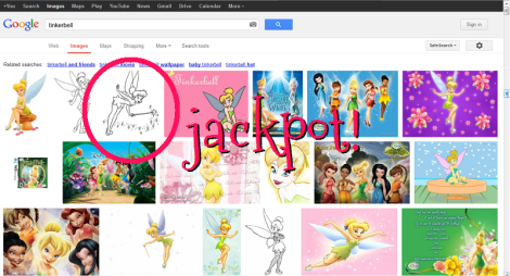 tinkerbell valentine google search