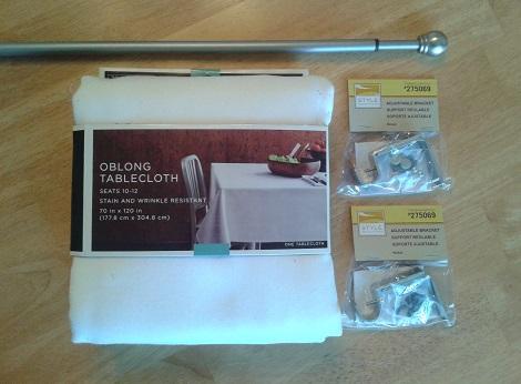 001 tablecloth curtains