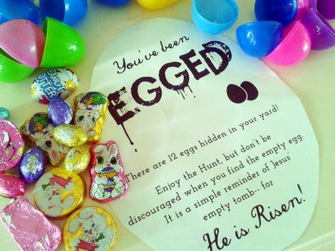 02 you've been egged