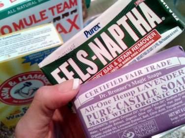 09 laundry lavender castile soap