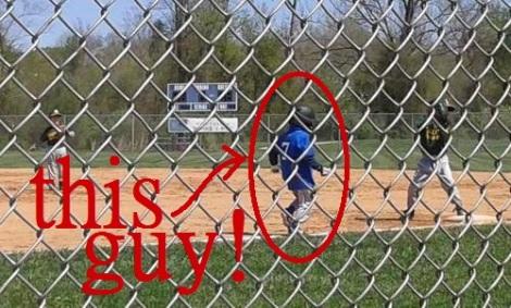 10 tee ball running bases