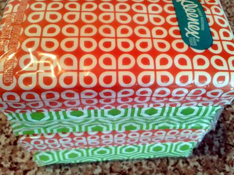 03 for your tears of joy kleenex 8-packs