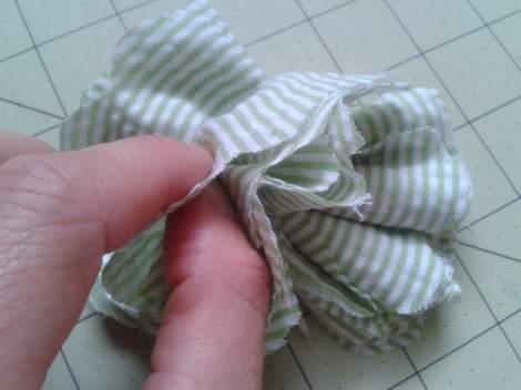 06 fabric flower