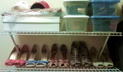 shoe shelf tip all better detail