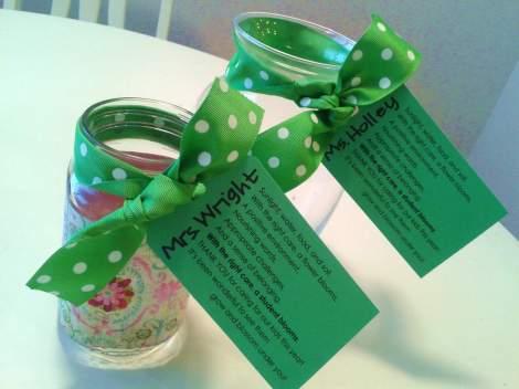 teacher gift class bouquet 2