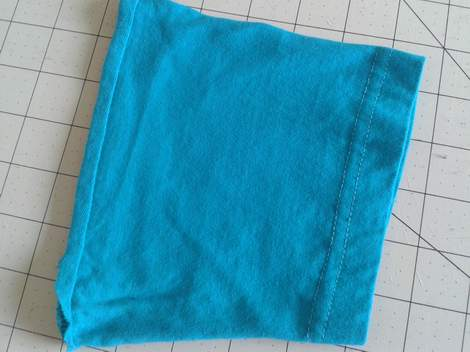 01 sleeve to pouch simple  upcycle tutorial