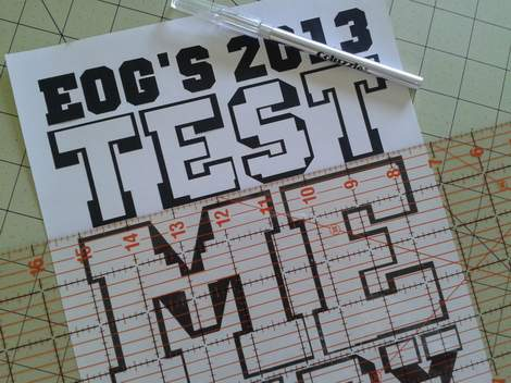 05 standardized testing fun