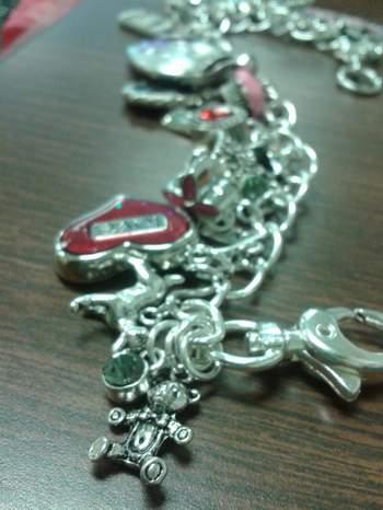 charm bracelet teacher class gift 001