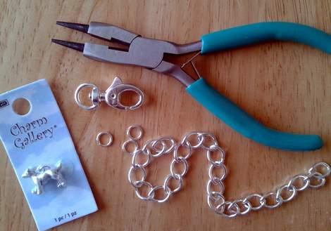 charm bracelet teacher class gift 01