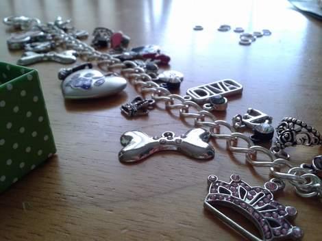 charm bracelet teacher class gift 06