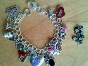 charm bracelet teacher class gift 09
