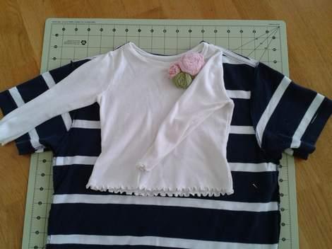 02 simple tutorial shirt to cinch dress