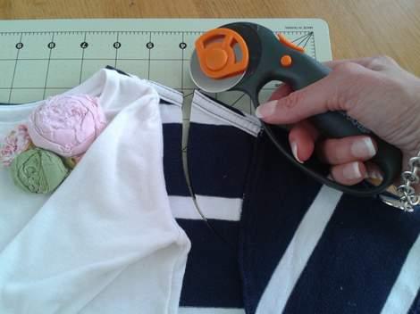 03 simple tutorial shirt to cinch dress