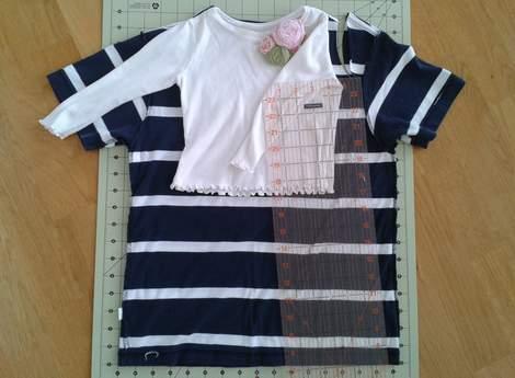 04 simple tutorial shirt to cinch dress