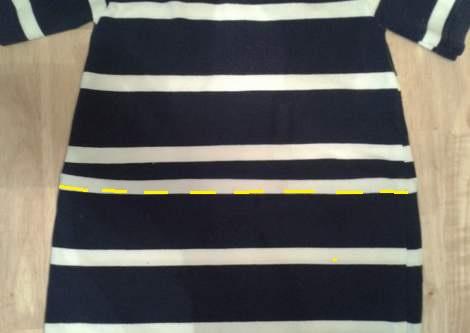 12 simple tutorial shirt to cinch dress
