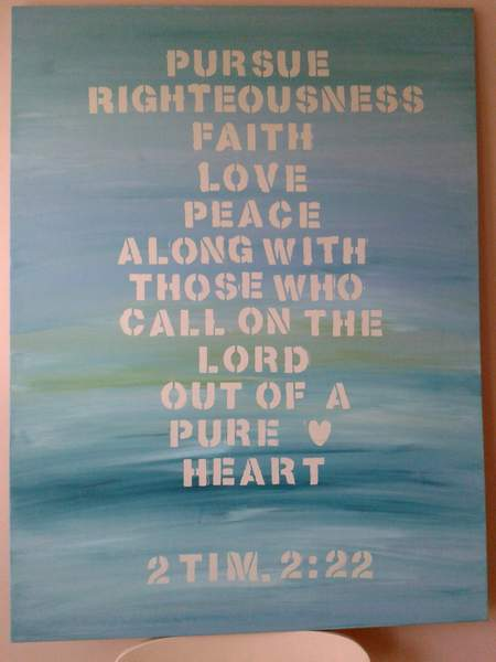07 scripture doodle journal and canvas art
