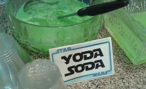 15 star wars birthday party yoda soda