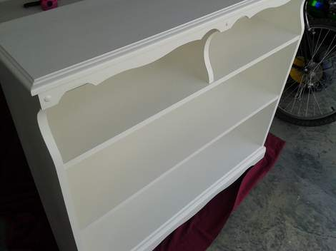 8 the big furniture paint bookshelf