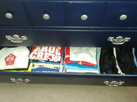 whole life sorted drawer