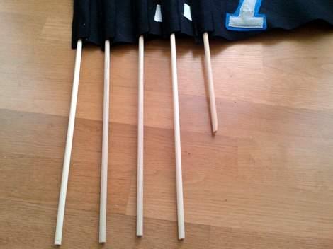 DIY pennant tips 3