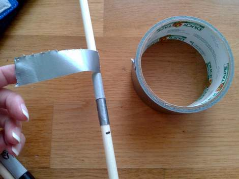 DIY pennant tips 5