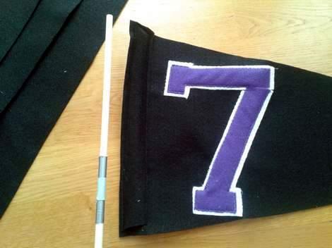 DIY pennant tips 6